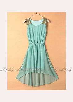 2014 Summer fashion women irregular chiffon dress, 11 color plus size S XXL paillette vest one piece dress,summer sexy dress-inDresses from . Orange Prom Dresses, Cute Summer Dresses, Pretty Dresses, Dresses For Sale, Dress Summer, Pretty Outfits, Girls Party Dress, Girls Dresses, Look At You