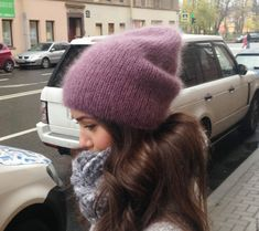 Модные шапки осень-зима 2017-2018 года