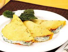 Italian Pancakes (Crespelle with Ricotta) Best Pancake Recipe, Pancake Recipes, Savory Pancakes, Italy Food, Ricotta, Brunch, Treats, Cooking, Breakfast