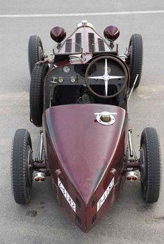 Bugatti T-35 5