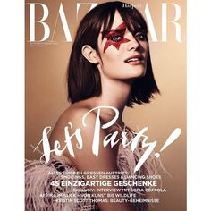 Cover - Best Cover Magazine - Sam Rollinson by Marcus Ohlsson for Harper's Bazaar Germany December January. Best Cover Magazine : – Picture : – Description Sam Rollinson by Marcus Ohlsson for Harper's Bazaar Germany December January -Read More – Magazine Mode, Magazine Editorial, Vogue Magazine, Editorial Fashion, Magazine Stand, Fashion Magazine Cover, Fashion Cover, Magazine Cover Design, Harpers Bazaar