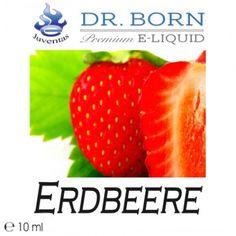 Vapestar - Dr. Born Premium Liquid Erdbeere