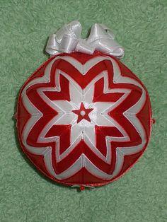 červeno-biela 8 cm