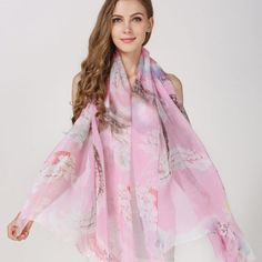 Elegantná hodvábna dámska šatka - 180 x 110 cm - vzor 4 Scarves, Ballet Skirt, Women's Fashion, Luxury, Outfit, Skirts, Scarfs, Outfits, Skirt