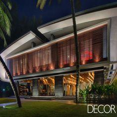Resort hotel na Tailândia alia o conforto ao design moderno e elegante. Veja em: