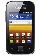 Samsung Galaxy Y S5360 specifications