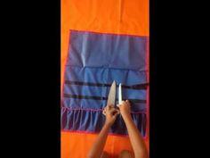 @tuestuche demostrando cómo guardar tus cuchillos y proteger sus hojas. - YouTube