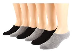 No-Show Socks (6 pairs), $22 | 28 Fashion Items Every Guy Needs For Spring And Summer Under $100