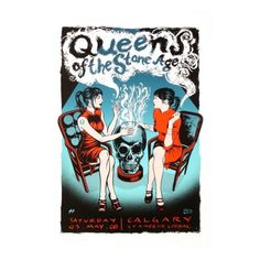 Poster Adesivo Queens of stone age cm Stone Age, Queen, Movie Posters, Products, Have A Good Night, Good Night Sleep, Important Dates, Design Trends, Originals