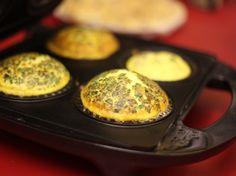 How to Make No Pastry Quiche Using a Pie Maker Recipe - Snapguide Mini Pie Recipes, Quiche Recipes, Cooking Recipes, Egg Recipes, Sunbeam Pie Maker, Breville Pie Maker, Quiche Pastry, Mini Pies, Food To Make