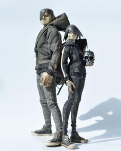 Tommy Mission (from Darklands 2-Pack) Little Shadow v2 | threeA