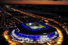 Arena Soccer Stadium - Porto Alegre City - Brazil
