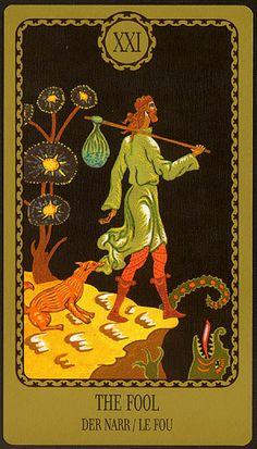 The Fool - Egorov Tarot