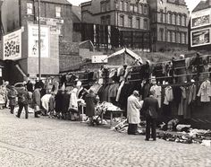 Paddy's Market, Newcastle Quayside
