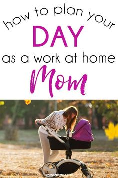 Advice for moms that work at home with a toddler or newborn. Learn how planner tips for your daily schedule tips. Planner Tips, Mentally Strong, All Family, Try Harder, Work From Home Moms, Parenting Advice, Online Business, How To Plan, Kids