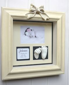 so stunning as a keepsake for babys - COPYRIGHT by Julia Schulze www.babybauch-abdruecke.de