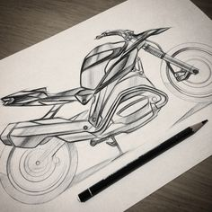 weekend spent sitting inside the house, thanks to the weather, it was raining mentally. well Id call it a day after an hour spent on this one. night #motorcycledesign #motorcyclesketch #industrialdesign #sketchaday #instasketch #sketch #bmw #bmwmotorrad #boxertwin #boxerengine