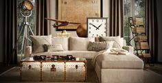 LV living room