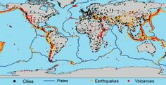 Cities and Geological Risk