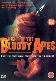 Night of the Bloody Apes (1969)