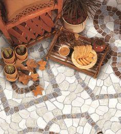 Piso Copacabana marfil 45x45 #casa #interiores #pisos #decoración #hogar #revestimiento #baño