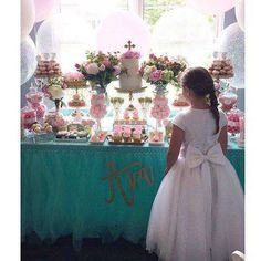 Pink Peony First Communion First Communion Party Ideas | Photo 5 of 39 | Catch My Party