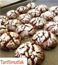 Gelin Görümce Kurabiyesi Muffin, Food And Drink, Cookies, Chocolate, Breakfast, Desserts, Facebook, Film, Recipes