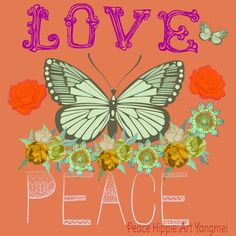 Wings of Peace & Love