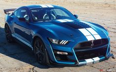 Ford has unveiled the all-new 2020 Mustang Shelby at the Detroit Auto Show, with the muscle car becoming the most powerful street-legal Ford ever – twice as powerful as the original 1967 Mustang performance model in point of fact. Ford Mustang Shelby Gt500, Ford Shelby, Mustang Cars, Ford Mustangs, Shelby Gt 500, Dodge Challenger Srt Hellcat, Ford Classic Cars, Ford News, Performance Cars