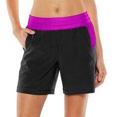 Tek Gear® Colorblock Workout Shorts - Women's