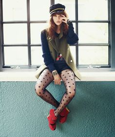 Oh Yeon Seo - Nylon Magazine October Issue '12