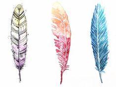 federn malen | Federn malen: 3 Tutorials Schritt für Schritt