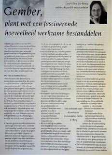 Digitale Bibliotheek: 17mei16 Kruiden, Planten en toepassingen Herbs an...