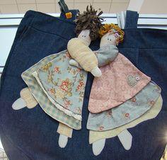 Dolls Bag #sew #crafts #bags