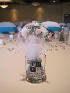 Personalized Shot Glass Favors - ON SALE - Favor Favor