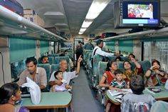 The Fastest and Slowest Train of the Indian Railways