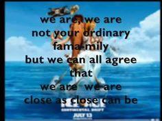 We are family Lyrics Ice Age 4 - YouTube