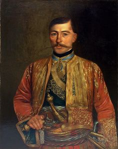 nicknamed Cincar Janko (Цинцар-Јанко), was a Serbian revolutionary general (vojvoda), one of the most prominent leaders of the First Serbian Uprising. National History, Napoleonic Wars, Serbian, Belgrade, Archaeology, Art History, Religion, Military, Costumes