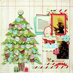 A Project by Fevvers from our Scrapbooking Gallery originally submitted 12/15/09 at 10:47 AM
