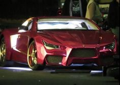 The Joker's Car in Suicide Squad: A Super-Evil Vehicle for the Iconic DC…
