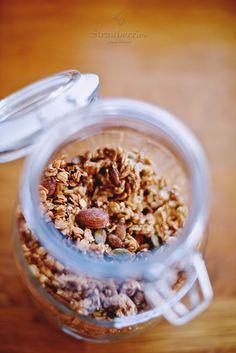 #4 Przepisy na jedną rękę: najlepsza na świecie granola
