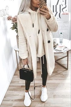 Casual Winter Outfits, Winter Fashion Outfits, Classy Outfits, Autumn Winter Fashion, Winter Dresses, Winter Clothes, Summer Outfits, Casual Summer, Casual Dresses