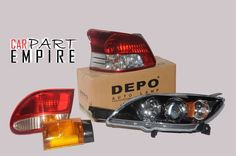 Light up your vehicle and enjoy the ride colorfully with our amazing lighting accessories at Quality auto body parts.