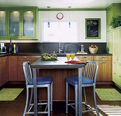 Photo: Gregg Segal   thisoldhouse.com   from Kitchen Before and After: An Affordable, Modern Makeover Opens Up a Cramped, Dated Space