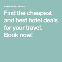 Find the cheapest and best hotel deals for your travel. Book now! Bohol, Palawan, Puerto Princesa, Siargao, Cebu, Flight And Hotel, Best Hotel Deals, Car Rental, Traveling By Yourself
