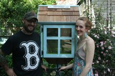 Little Brooklyn Farm: Little Free Library for the Little Brooklyn Farm