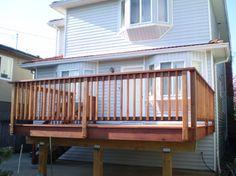 Deck, Outdoor Decor, Home Decor, Decoration Home, Room Decor, Front Porches, Home Interior Design, Decks, Decoration
