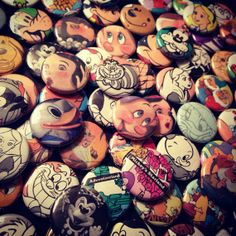 Pins, pins, pins