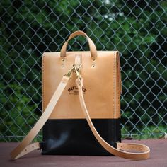 Leather Rucksack Backpack