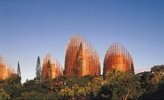 Tjibaou Cultural Centre Noumea